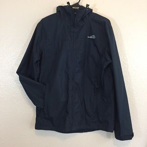 Navy avalanche jacket